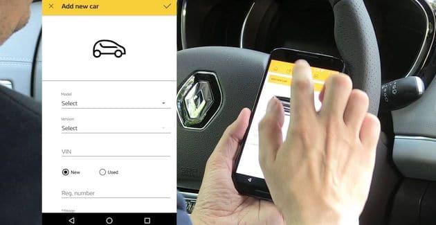 RENAULT – Programme de fidélité à destination d'un client automobile