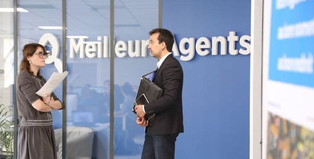 MEILLEURS AGENTS – Développement du portefeuille clients