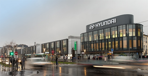 HYUNDAI – Rewriting des courriers relation clients
