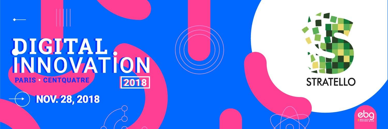 Stratello, partenaire de l'EBG pour la journée Digital Innovation 2018