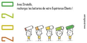 Les 3 engagements de Stratello en marketing client pour 2020