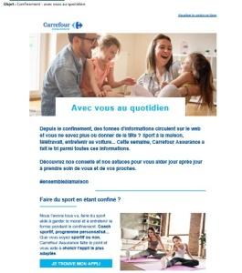 Carrefour Assurance sélectionne une série de bons plans pour ses adhérents