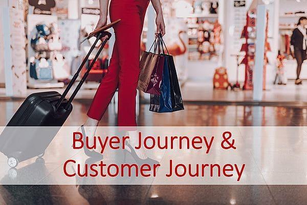 Buyer Journey & Customer Journey, quelles différences ?